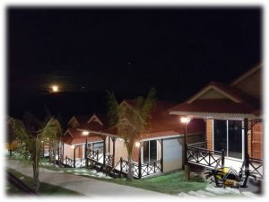 Nights at Perhentian Cocohut Long Beach