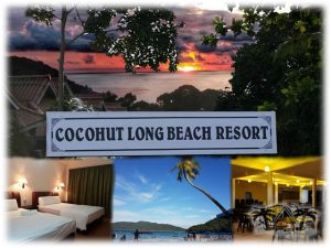 Holiday packages at Perhentian Cocohut Long Beach
